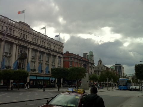 Downtown Dublin