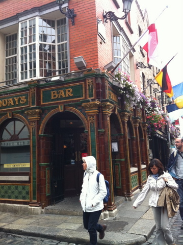 The Quays Pub