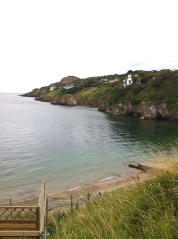 The Irish Sea of Howth