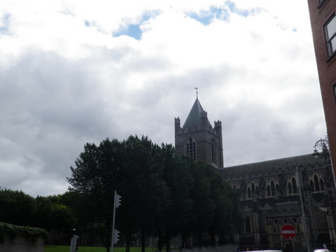Christchurch Cathedral again