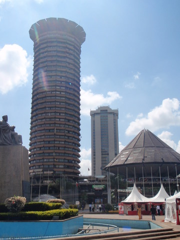 KICC - Kenyatta International Conference Center