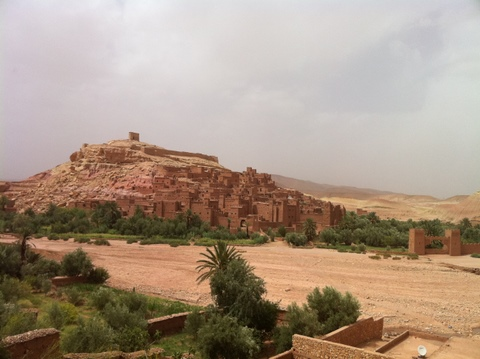 Ait Benhaddou one of the most fascinating places I ever visited