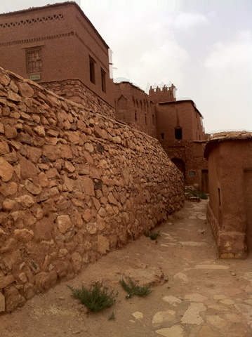 Another view of the village, apparently 8 to 10 families still live there