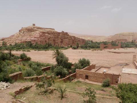 Kasbah of Ait Benhaddou
