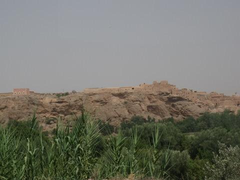 Impressive Kasbah or Ksar near Errachida