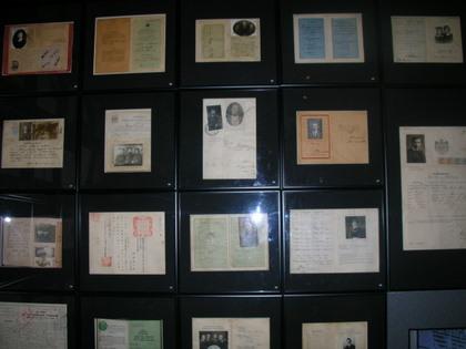 Ellis Island immigration documents