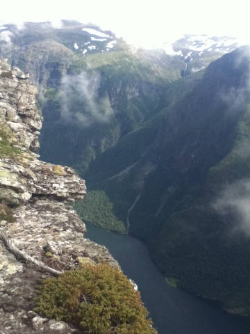 Another view of the Naeroyfjord