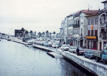 The Ria of Aveiro