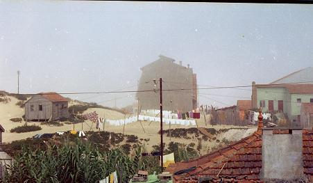 Praia de mira near the Barrinha, 1979