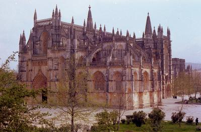 One of my favorite monuments in the world...Batalha