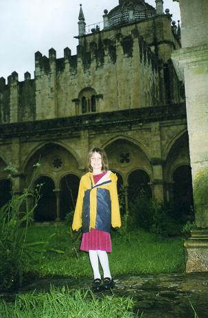 Se Velha de Coimbra cloister