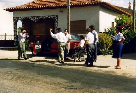 Friends and Family, Jean Pessoa, Rui Cruz, Vitalino Espada, Manuel Manco, Mario Pessoa, Manel e Tia Fernanda