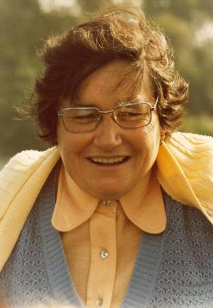 Mum in 1981?