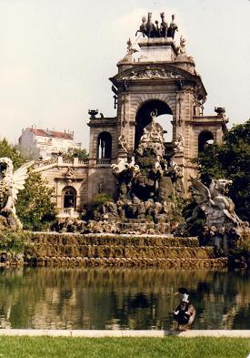 Barcelona City Park