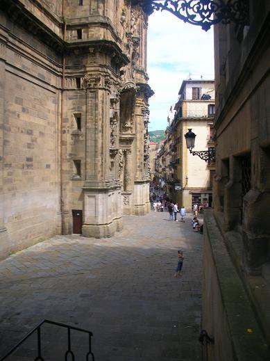 Isabelle by tht Basilica de Santa Maria del Coro