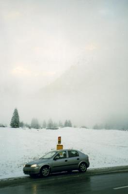 Picture break in Switzerland