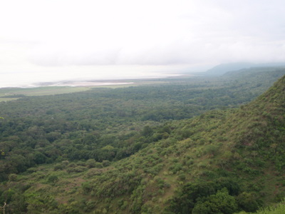 Rift Valley in Tanzania