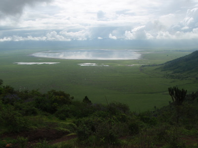 Ngorongoro Crater, Lake Magadi