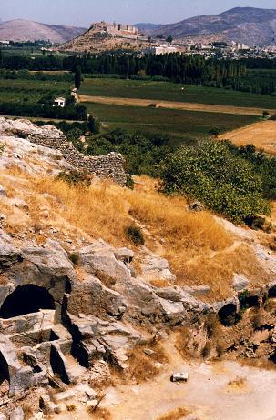 Scenery near Ephesus