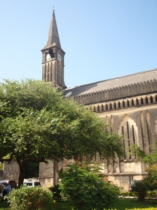 Anglican Cathedral Church Of Christ, Stone Town, Zanzibar