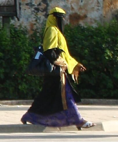97% of Zanzibar's population practices the Islamic faith